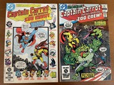 2 Issues Captain Carrot and His Amazing Zoo Crew Comics #14 & #19 DC Comics 1983 Bronze Age