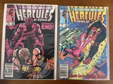 2 Issues Hercules Prince of Power Comic #3 & #4 Marvel Comics 1982 Bronze Age