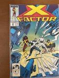 X Factor Comic #28 Marvel Comics 1988 Copper Age KEY 1st Appearance of Infectia