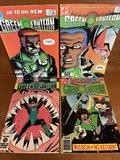 4 Issues Green Lantern #123 #176 #190 #196 DC Comics Bronze Age Comics