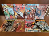 8 Issues The Warlord Comic #40 #52 #53 #81 #85 #87 #88 Annual #5 DC Comics Bronze Age