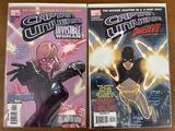 2 Issues Captain Universe Invisible Woman #1 Captain Universe Daredevil #1 Marvel KEY 1st Issues