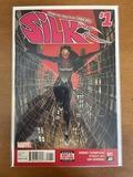 Silk Comic #1 Marvel Comics Secret Wars Last Days of Silk KEY 1st Issue