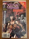 Xena Warrior Princess Blood Lines Comic #1 Topps Comics KEY 1st Issue Variant Cover