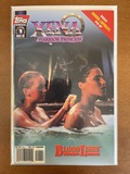 Xena Warrior Princess Blood Lines Comic #1 Topps Comics KEY 1st Issue Original Photo Cover