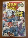 Doom Force Special Comic #1 DC Comics KEY 1st Issue
