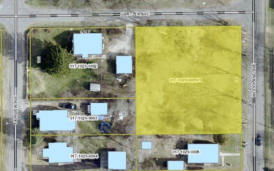 LARGE 0.49+/- ACRE LOT (SOUTH BEND, IN)