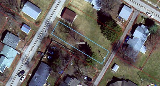 0.10 +/- Acre Residential Vacant Lot (DUNKIRK, INDIANA)