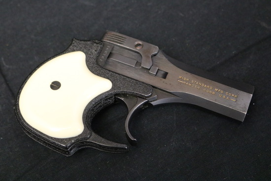 High Standard Derringer 22 Magnum