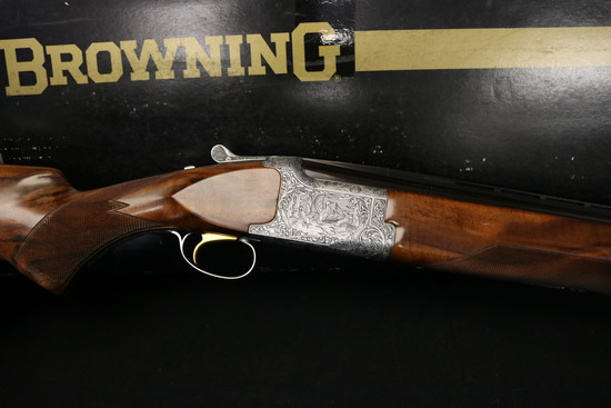 1979 Browning Citori Grade 5 Hand Engraved Nib