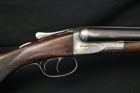 1929 A.H. Fox Sterlingworth 16 Gauge