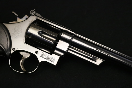 1956 Smith & Wesson 29 No Dash 4 Screw 6.5 Inch Barrel 3 T's