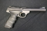 2010 Made Browning Buckmark 22lr Semi Automatic Pistol
