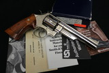 1984 Smith & Wesson Model 25-5 45 Colt Factory Nickel Complete