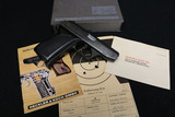 Heckler & Koch Hk4 380 Acp Complete Original Condition Box, Papers, Ect