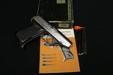 Rare Heckler & Kock Hk4 22lr Complete With Original Box And Manual