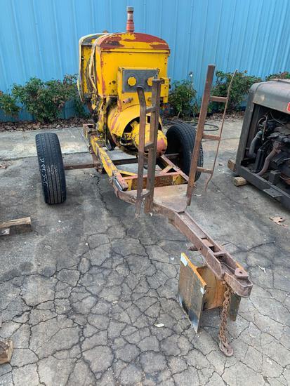 Lincoln SA 200 Portable Welder