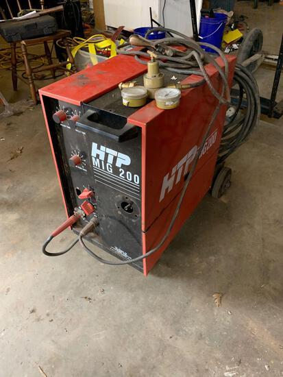 HTP MIG 200 Portable Welder