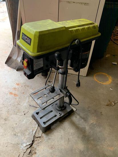 "Ryobi 10"" Bench Mount Drill Press"