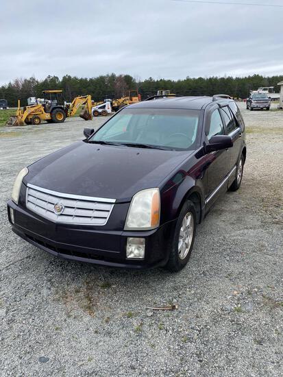 2006 Cadillac SRX 4DR