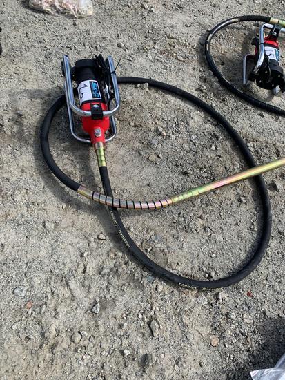 New Mustang CV 3500 Concrete vibrator