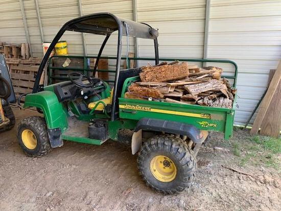 John Deere Gator HPX 4x4 Utility Cart