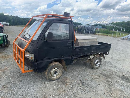 Kia Metro Mini Truck