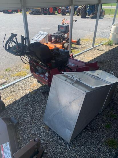 eXmark Turf Tracer Walk Behind Mower