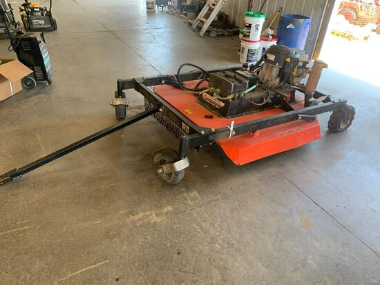 Field Brush Pro Max 52T Pull Behind Mower