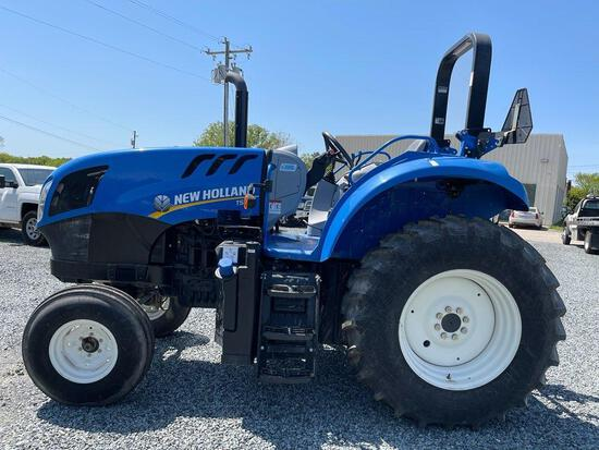 UNUSED 2016 NEW HOLLAND TS6.120 2WD TRACTOR
