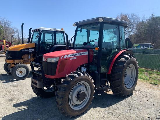 Massey Ferguson 3625 MFWD Tractor