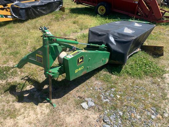 John Deere 240 Disc Mower