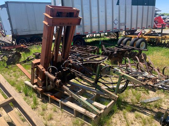 John Deere Hyd Forklift Attachment