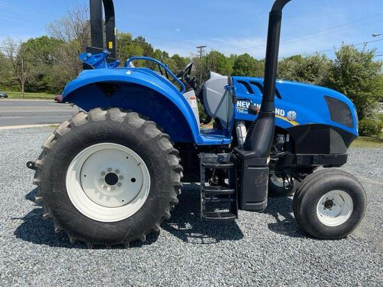 UNUSED 2016 NEW HOLLAND TS6.110 2WD TRACTOR