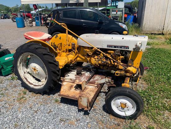 International Cub Lo-Boy Tractor