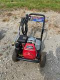 Excell 2400 PSI Pressure washer