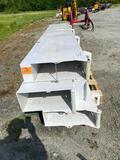 Commercial Enclosed Ladder Racks