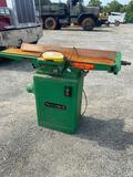 Woodtek 6In. Jointer