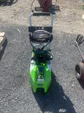 Green works 1700 PSI Electric Pressure Washer