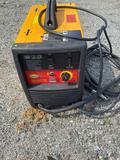 Northern Industrial Flex Core 125 Wire Fees Welder