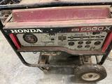 Honda EB 6500X Generator