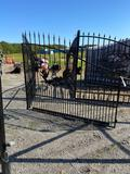 16FT Wrought Iron Gate