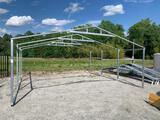 11 Gauge Steel Building Frames 21FT x 20FT