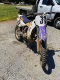 Yamaha Sidewinder Dirt Bike