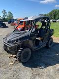 2013 CAN-AM CAMMANDER Rotax 1000 ATV