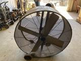 Electric Shop Fan