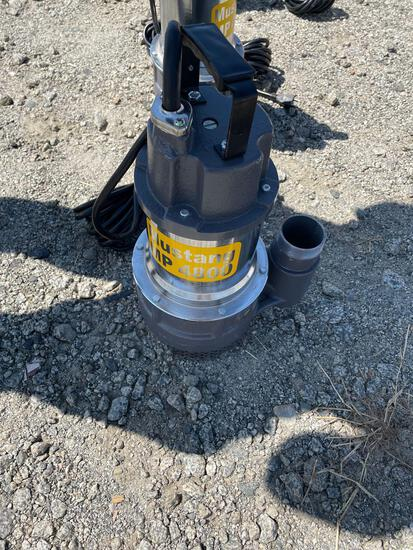 New Mustang MP 4800 2IN Submersible Pumps
