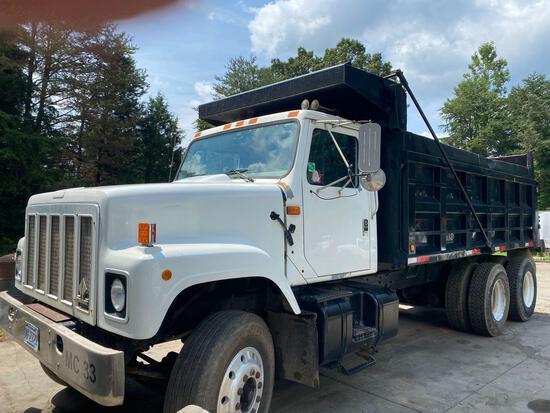 1997 International 2574/6X4 Dump Truck