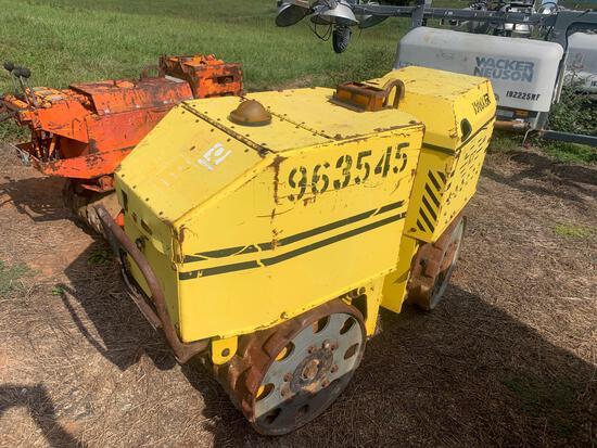 Wacker RT820 Trench Roller