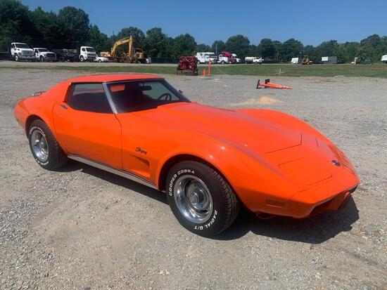1976 Chevrolet Corvette Stingray T Top